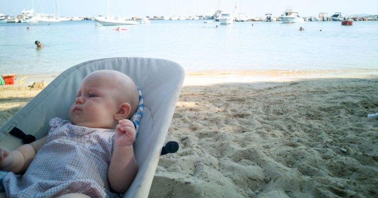 Kein München Sommer ohne Freibad mit Baby und Kind