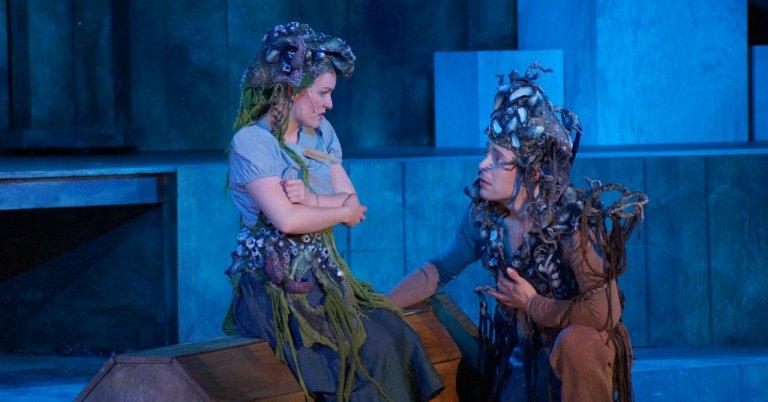 Vom Fischer und seiner Frau im Deutschen Theater