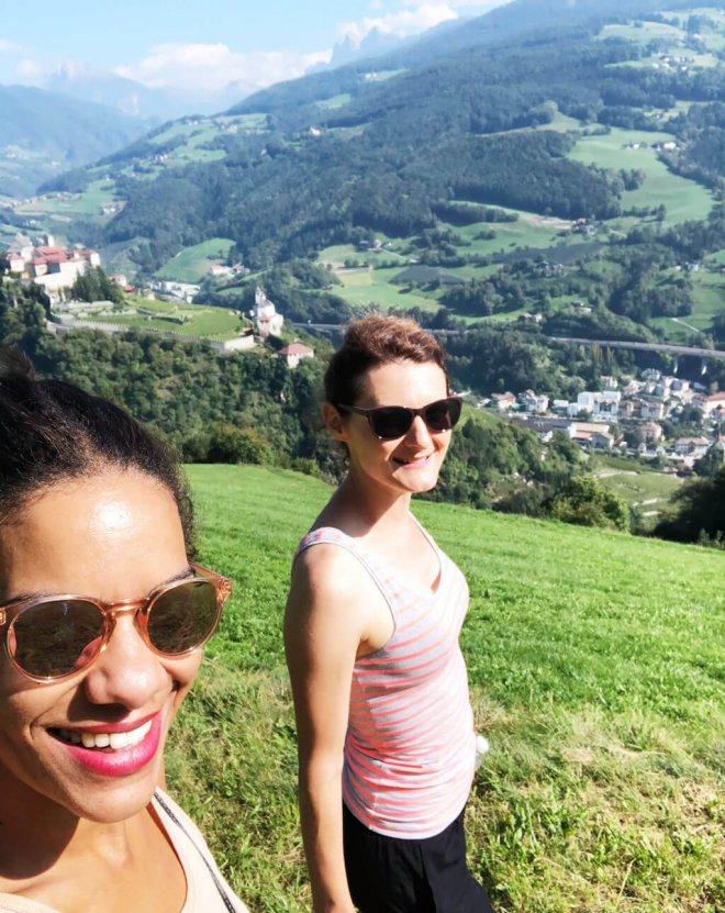 Wandern in Klausen Südtirol
