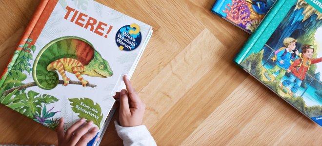 Kinderbücher für Kindergarten und Schule