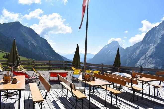 Tiroler Zugspitze Urlaub und Wandern mit Familie