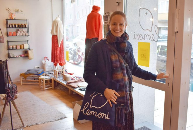 Winter Mama Styling Party im Lemoni Shop