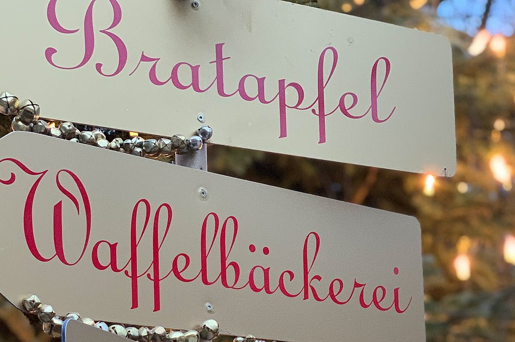 Weihnachtsmärkte in München
