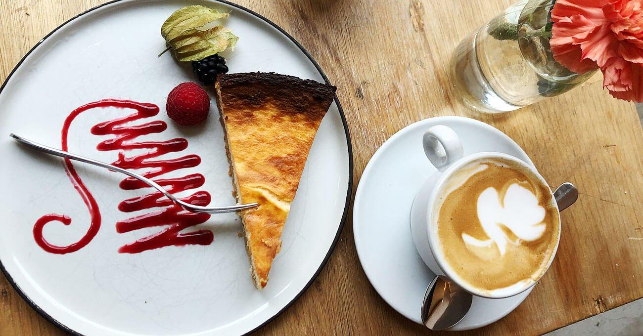 Ohne Kaffee Ohne Mich Acht Cafes In Munchen Fur Die Kleine