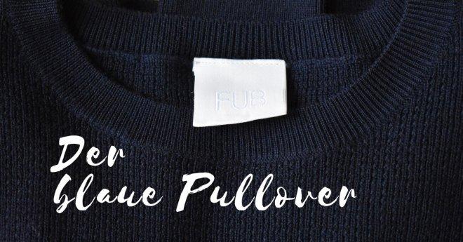 FUB Strickpullover Damen skandinavische Mode
