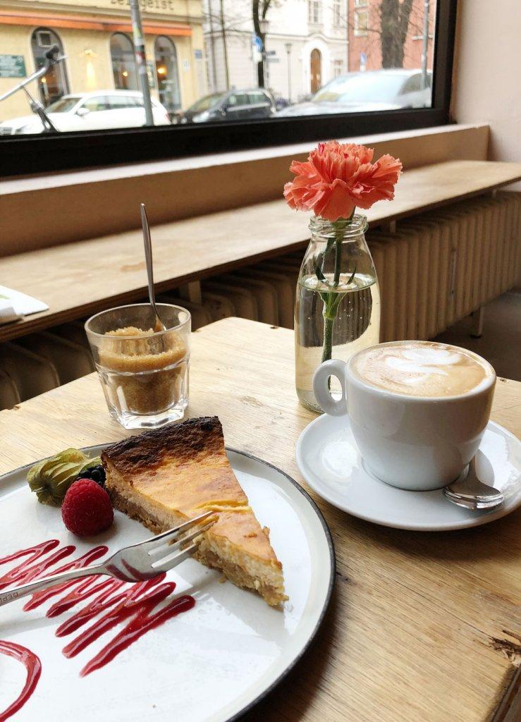 Cafés in München