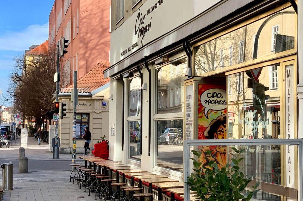 Ciao Ragazzi Pizzeria München