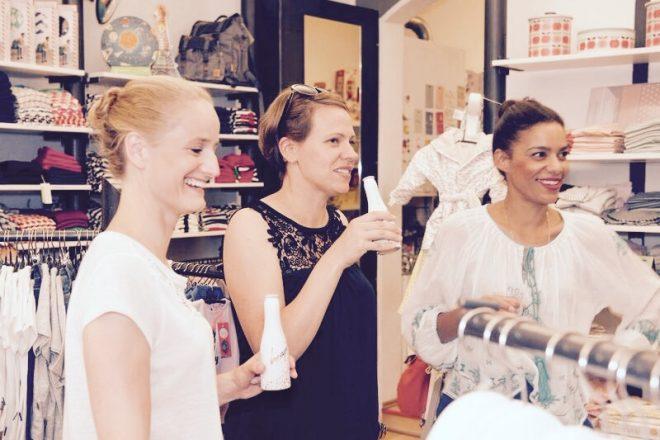 Fair Fashion München bei Auryn am Gärtnerplatz