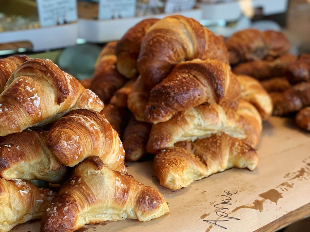 Frühstücken in München