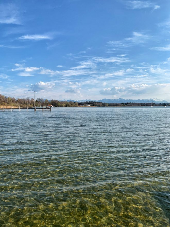 Starnberger See SUP
