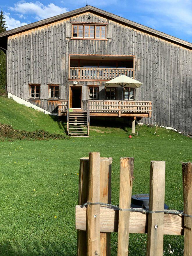 Ansitz Hohenegg Urlaub im Allgäu mit Kindern