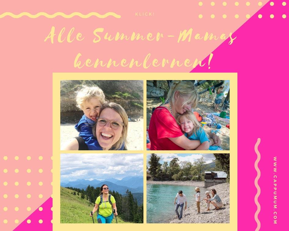 München Sommer mit Kind