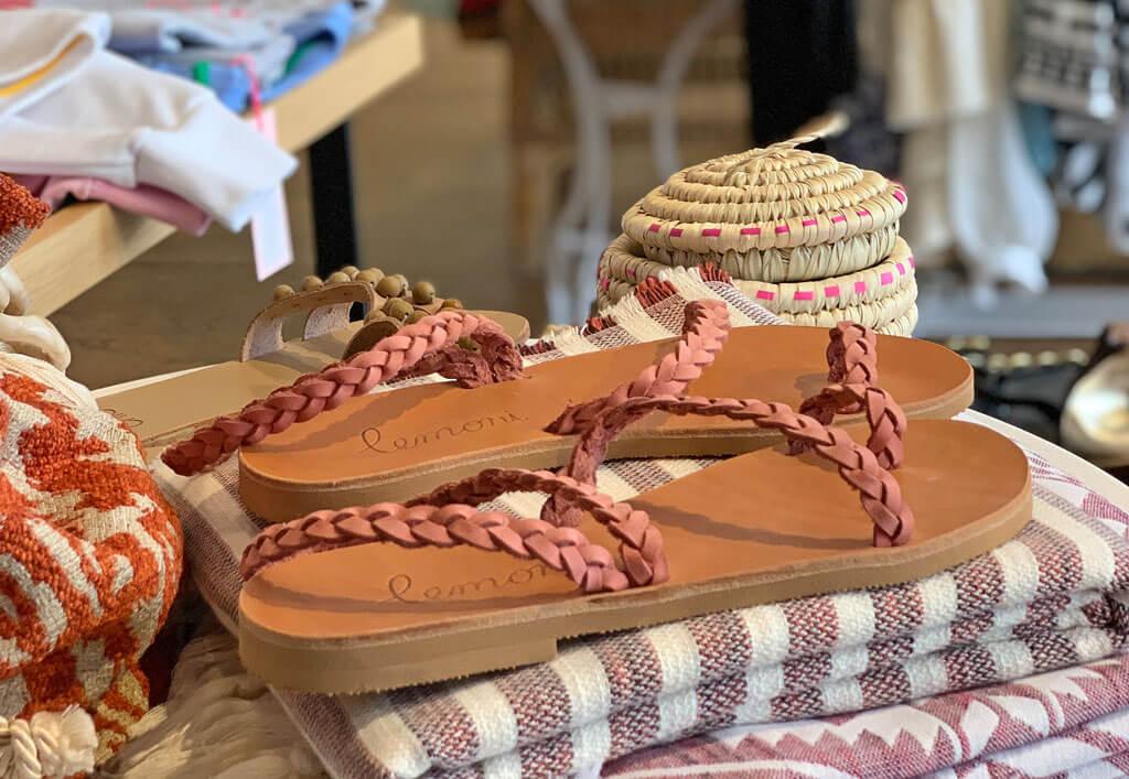 Der Sandalen Sommer kann kommen.