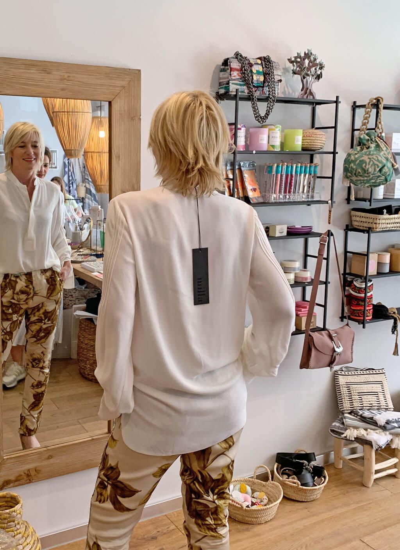 Sommerparty im Lemoni Shop München mit Stylist Cappu Mum