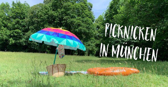 Picknick mit Kindern in München