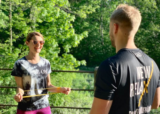 Mama Fitness München an der Isar in Pullach