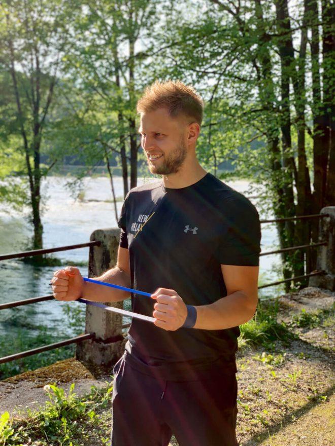 Christian Dries von New Relax Personal Training München