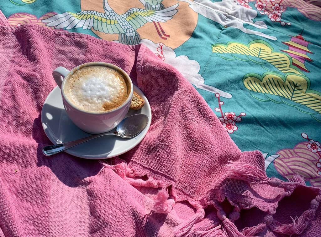 Strandbad Schliersee Cappuccino