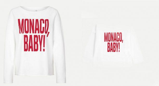 Monaco Baby Sweater Mama und Mini