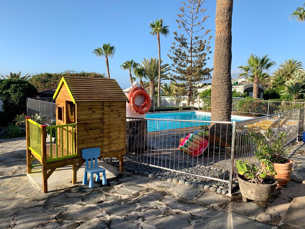 Ferienwohnung mit Pool Gran Canaria