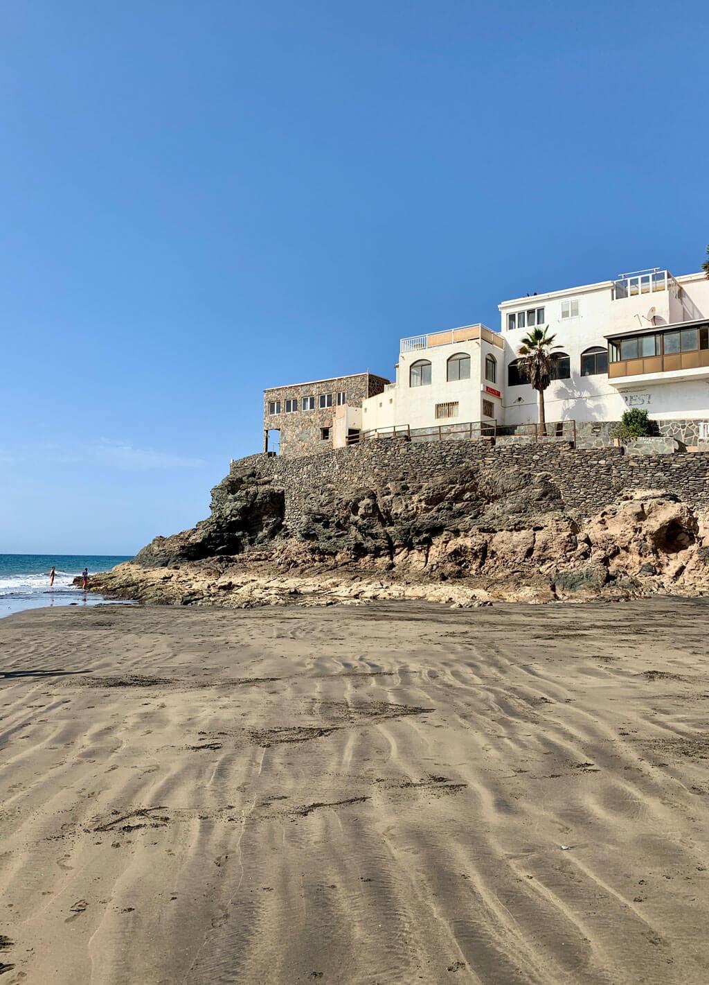 Playa Aguila Strand Gran Canaria