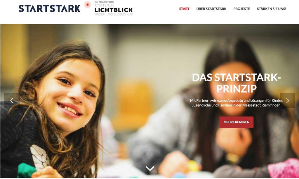 StartStark München Stiftung