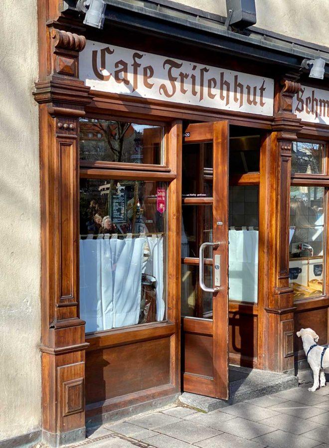 Cafe Frischhut am Viktualienmarkt München