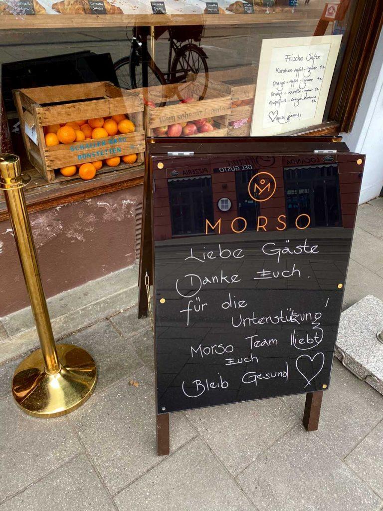 Morso Café München