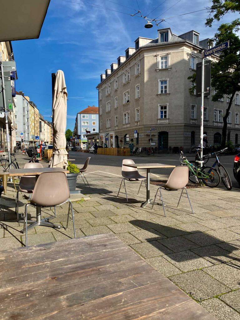 Café München TH Maxvorstadt