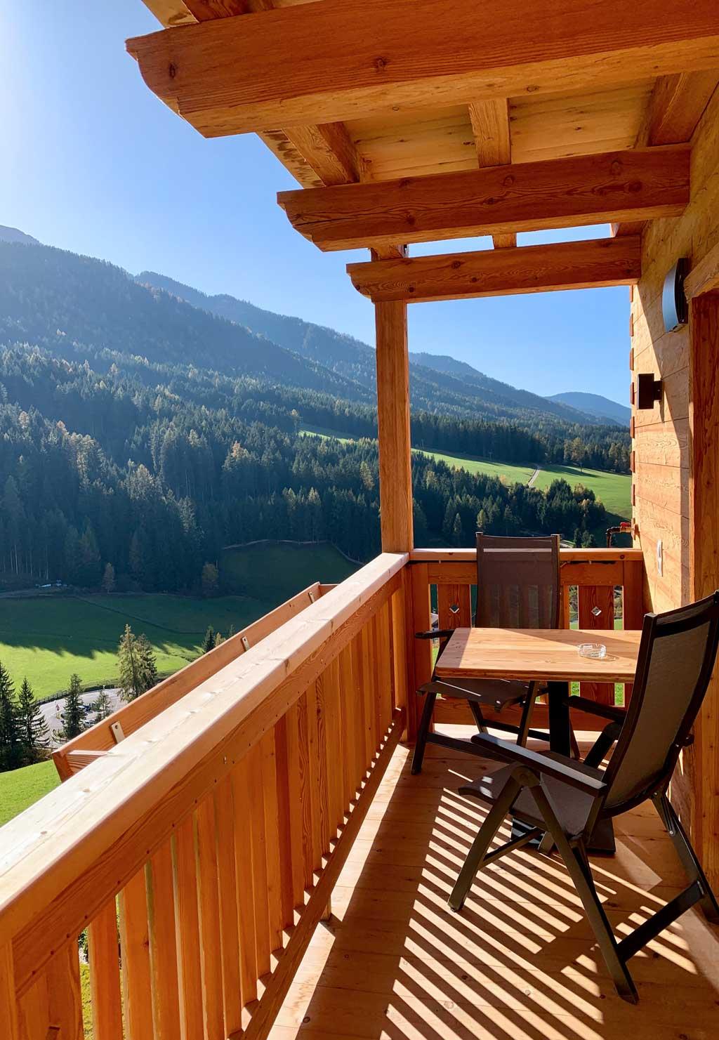 Roter Hahn Bauernhöfe in Südtirol