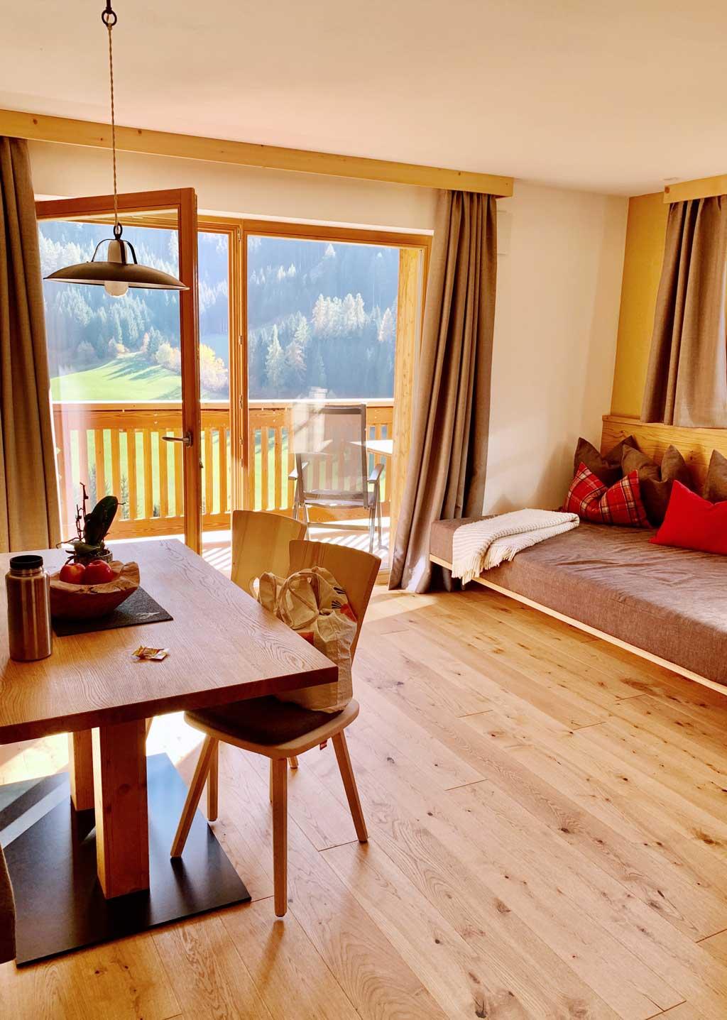 Urlaub in Südtirol mit Familie