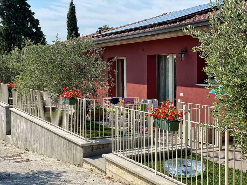 Bauernhof in Italien