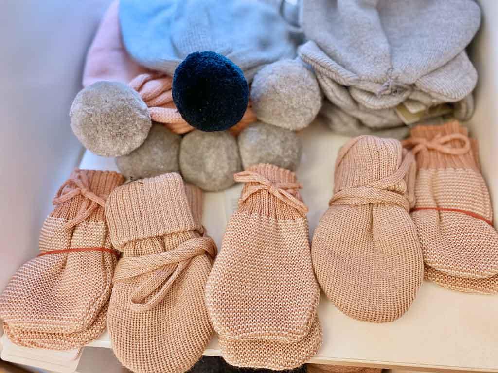 Handschuhe Babys