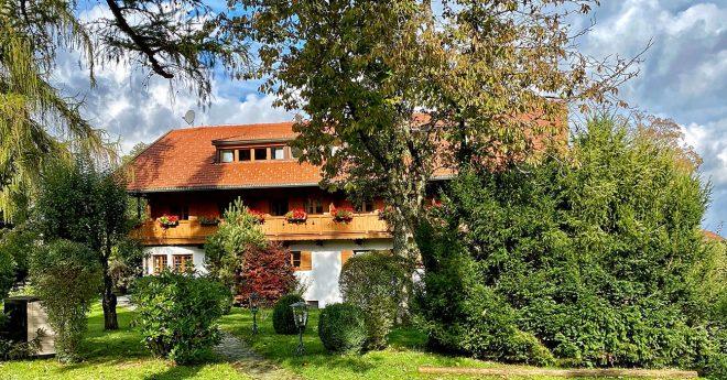 Übernachten Tegernsee Landhaus Christl